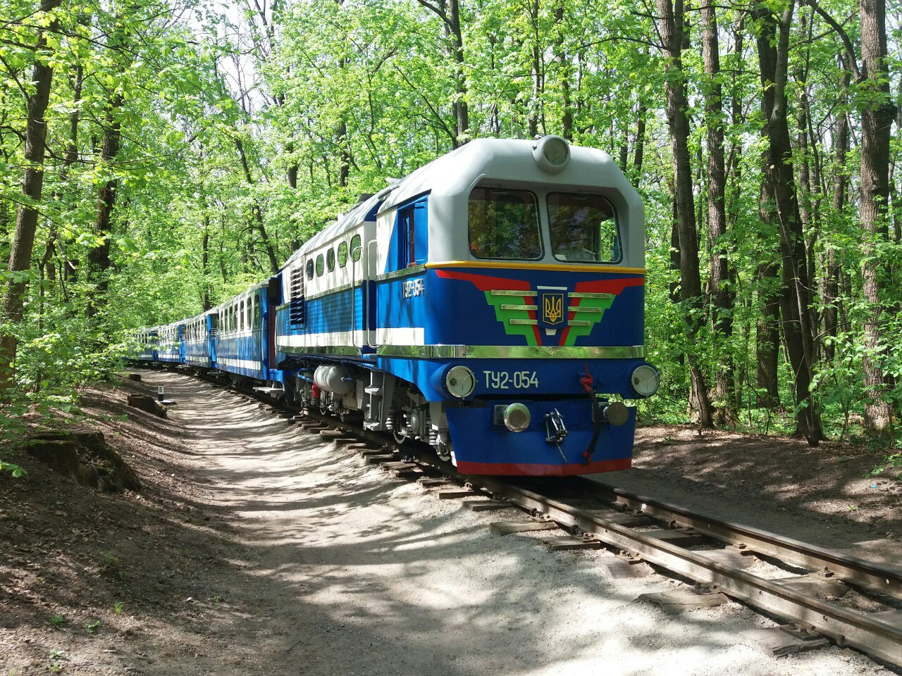 Харьковские пассажиры специального поезда смогут ездить почти даром (фото)