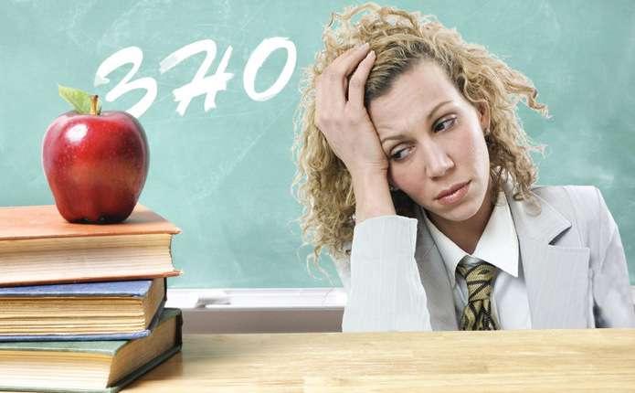 Харьковским педагогам устроят серьезную встряску