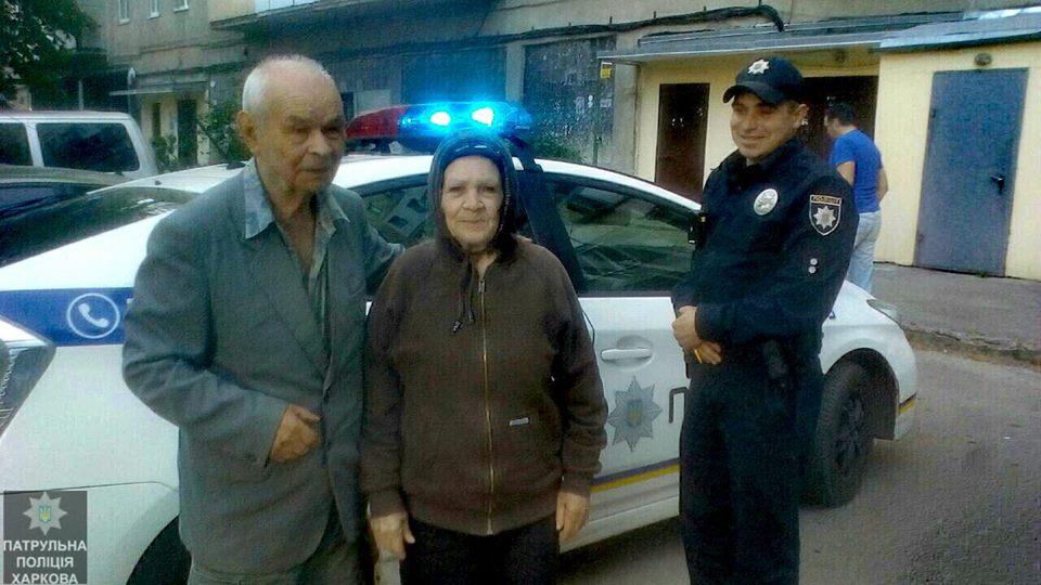 В спальном районе Харькова нашли женщину без памяти