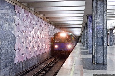 В харьковском метро нашли труп
