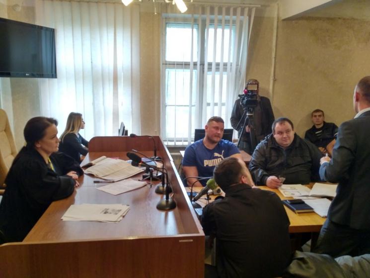 Небывалый инцидент в Харькове. Копы отстаивают свою репутацию через суд