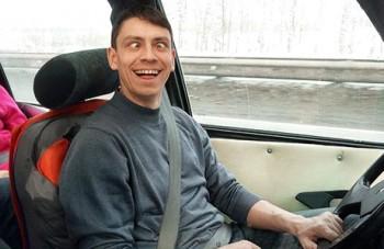 Неадекват устроил сафари на харьковский транспорт (фото)