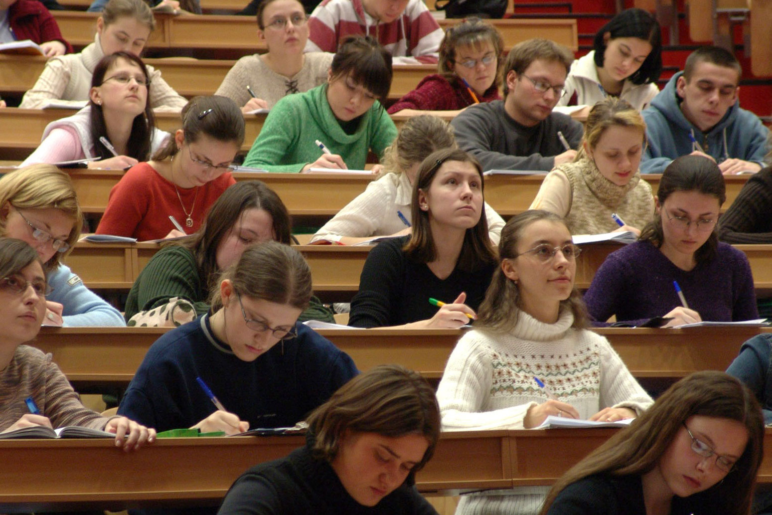 Харьковских студентов пригласили на встречу с именитым иностранцем