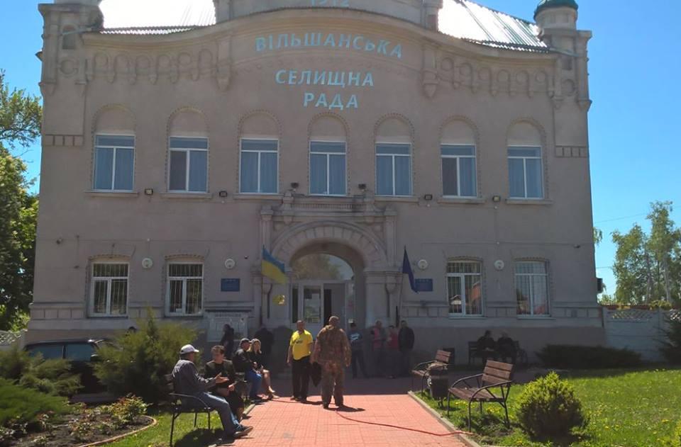 Цыгане угрожают устроить жителям Ольшан массовые погромы