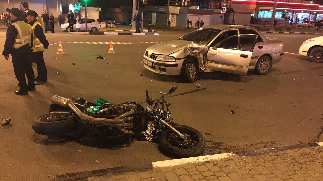 Родственники погибшего в Харькове мотоциклиста поднимают шум