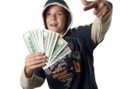 Харьковские школьники богатеют на продаже укропа и игровых аккаунтов