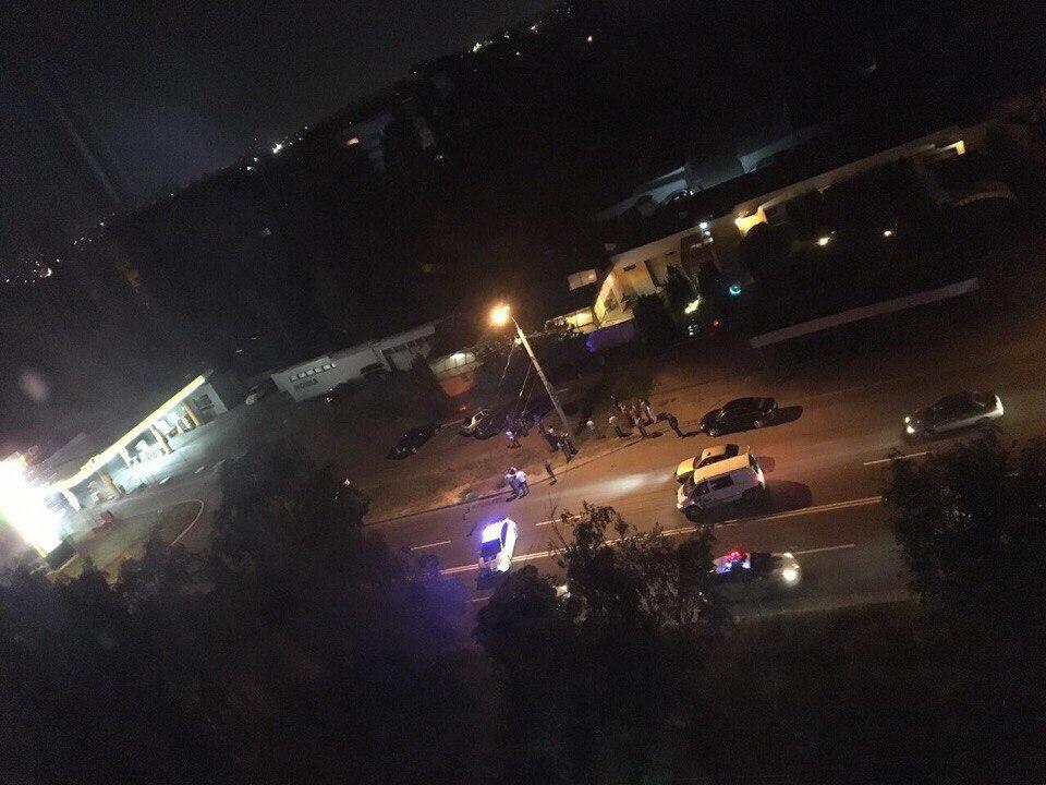 Взрыв прогремел в Харькове. Полиция перекрыла улицу (фото)
