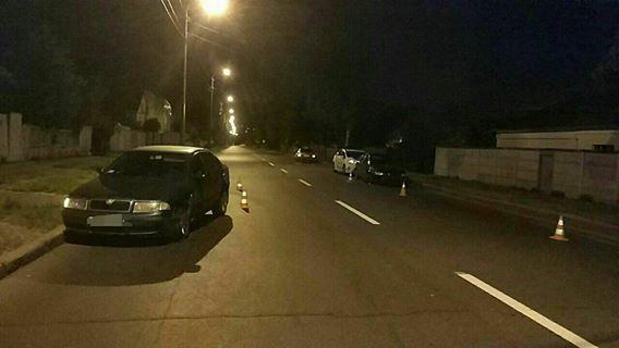 Женщина стала причиной происшествия в Харькове (фото)