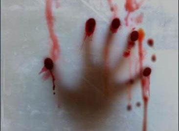 Кровавый триллер устроили под Харьковом (фото)