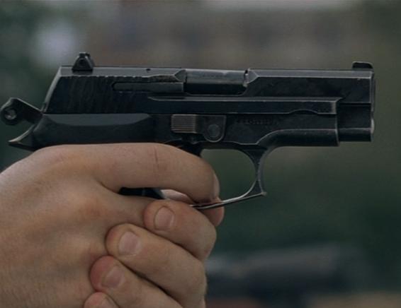 В Харькове неадекват пытался расстрелять пенсионеров на глазах прохожих
