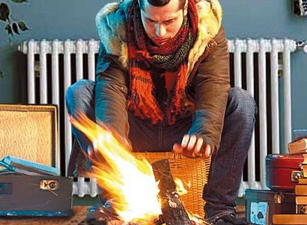 Харьковчане рискуют замерзнуть зимой в квартирах