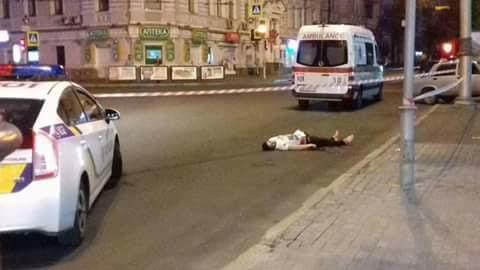 В Харькове зарезали студента. Полиция рассказала об убийстве возле центральной станции метро (фото)