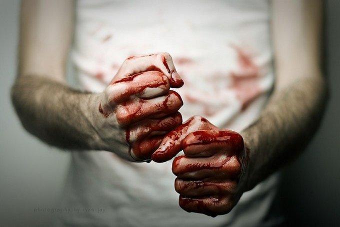 Иностранец устроил кровавые разборки в Харькове