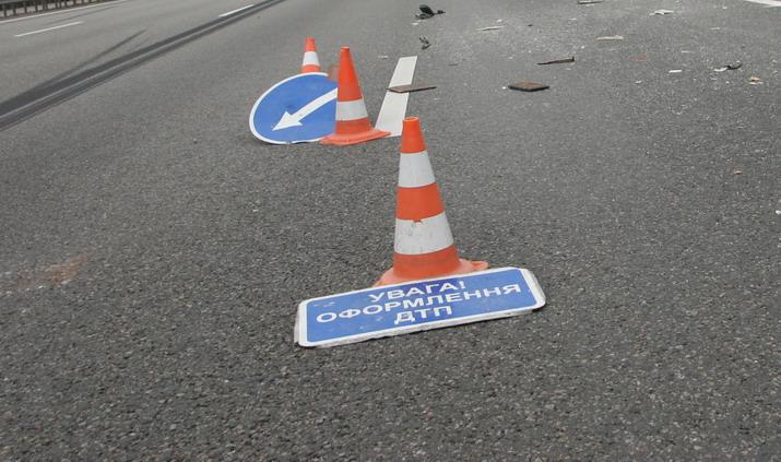 Страшная авария произошла в Харькове (фото)
