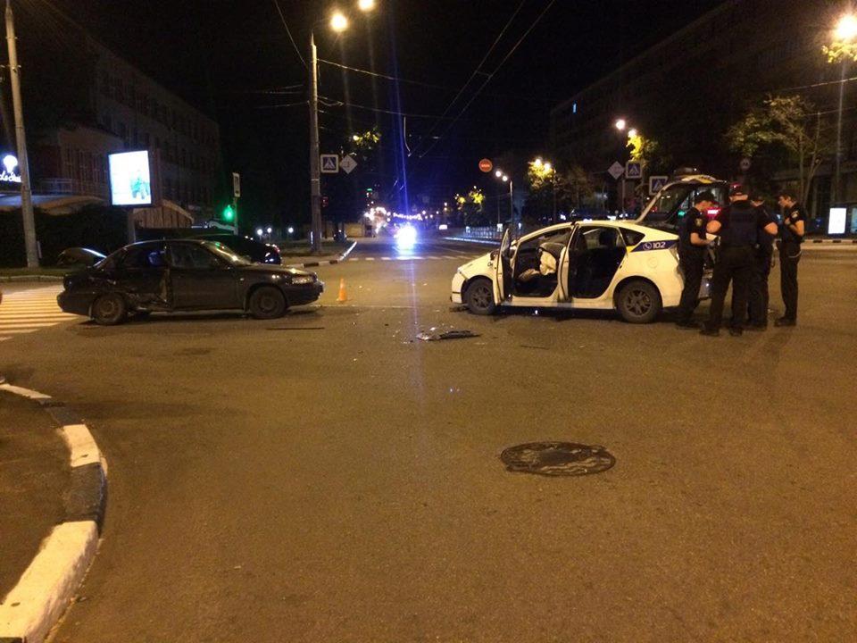 В Харькове из-за рассеянного таксиста копы не доехали на помощь ребенку