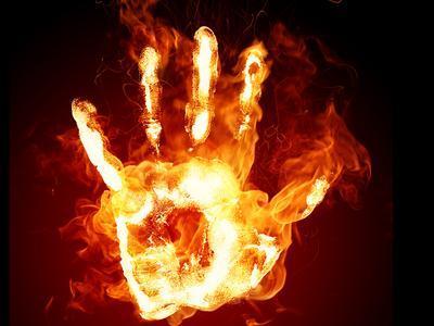 Ужасное ЧП в Харькове. Человека сожгли заживо (фото)