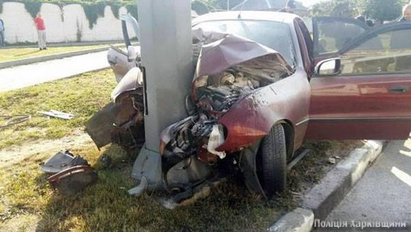 Стало известно, кто погиб в жуткой аварии на проспекте Гагарина в Харькове (новые фото)