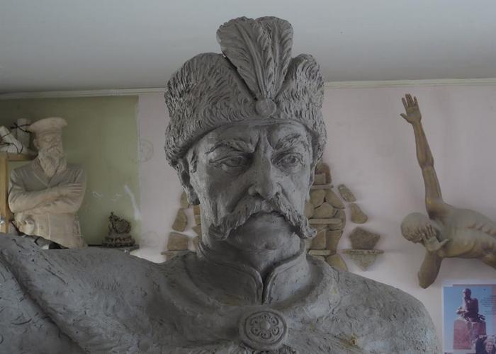 Легендарная личность поселилась на Харьковщине