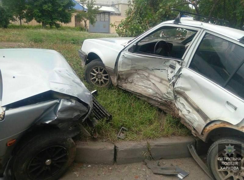 Две женщины угодили в больницу после происшествия в Харькове (фото)