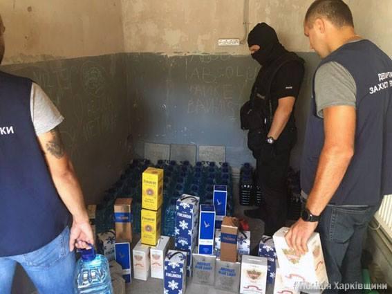 Жители Харьковщины массово увлеклись производством спиртного (фото)