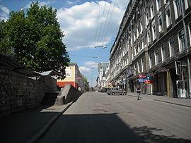 Центральную улицу Харькова хотят превратить в большой цветник