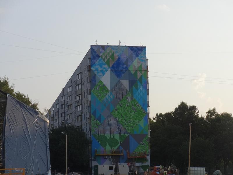 Новая достопримечательность появилась в спальном районе Харькова (фото)