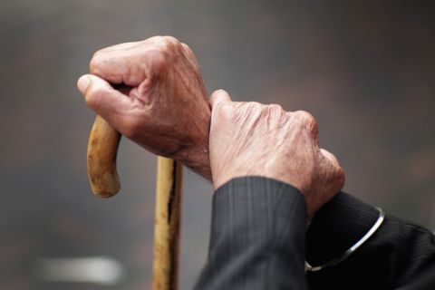 Богатый старичок из Харькова лишился всех своих средств