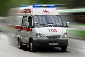 Три человека попали в больницу из-за ЧП в Харькове (фото)