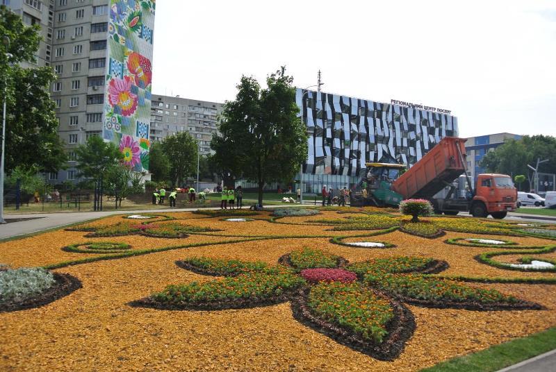 Новый красивый объект появился в спальном районе Харькова (фото)