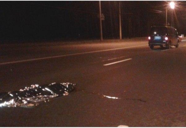 В Харькове посреди ночи на улице погибла женщина