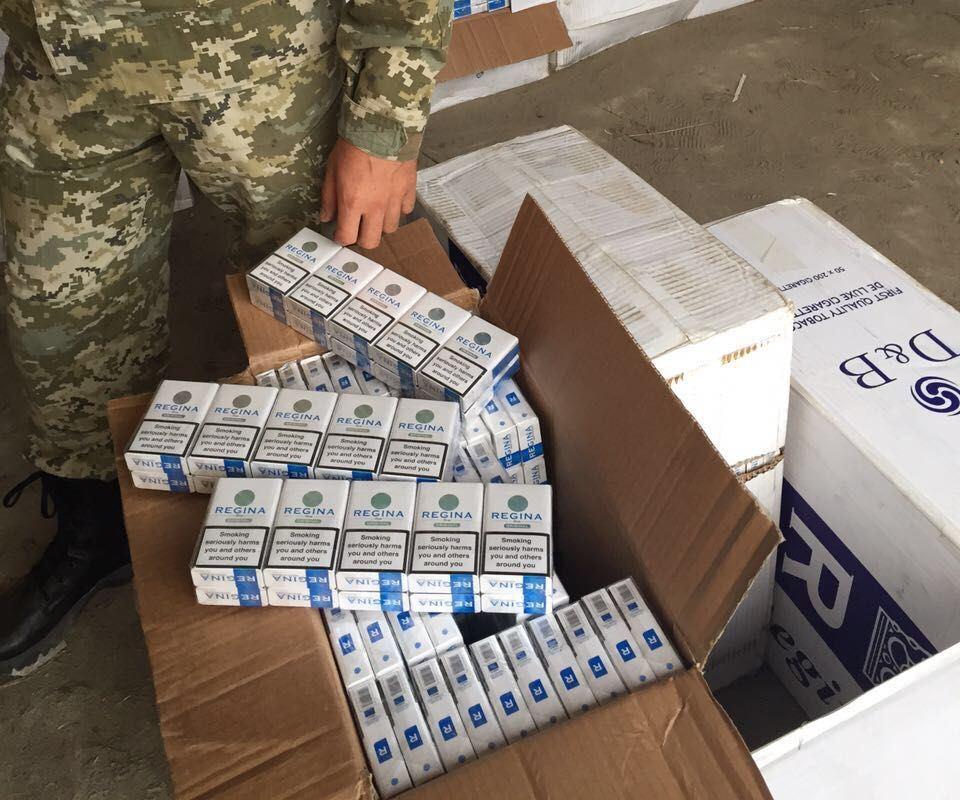 В гараже под Харьковом нашли неожиданный клад