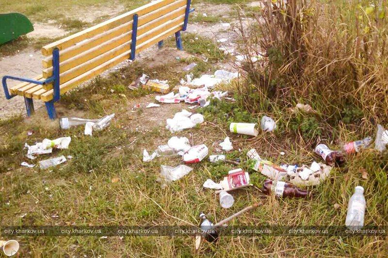 В центральном районе Харькова приказали разогнать алкоголиков и наркоманов (фото)