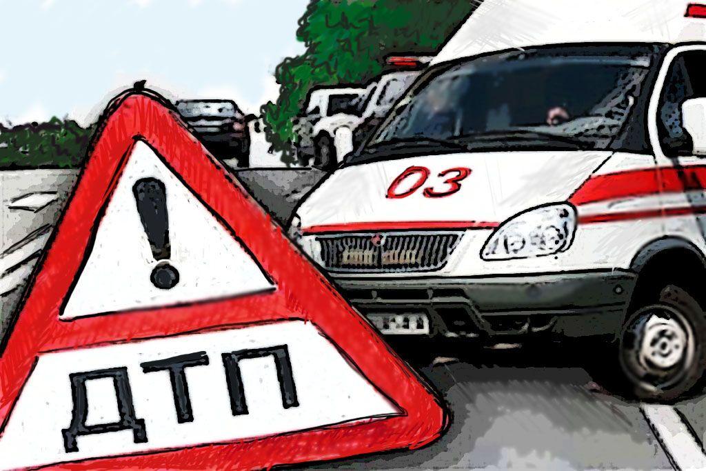 Авария на Салтовке. Шесть человек пострадали (фото)