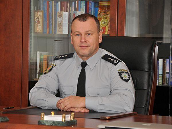 Новый руководитель появился в полиции Харьковской области