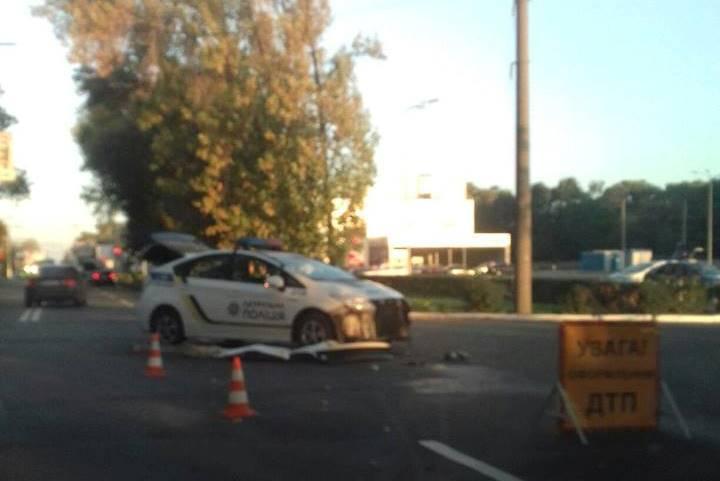 Харьковские копы угодили в серьезную неприятность (фото)