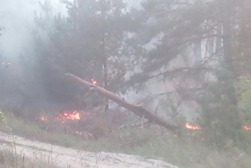 Людей на Харьковщине спасли от большой беды (фото)