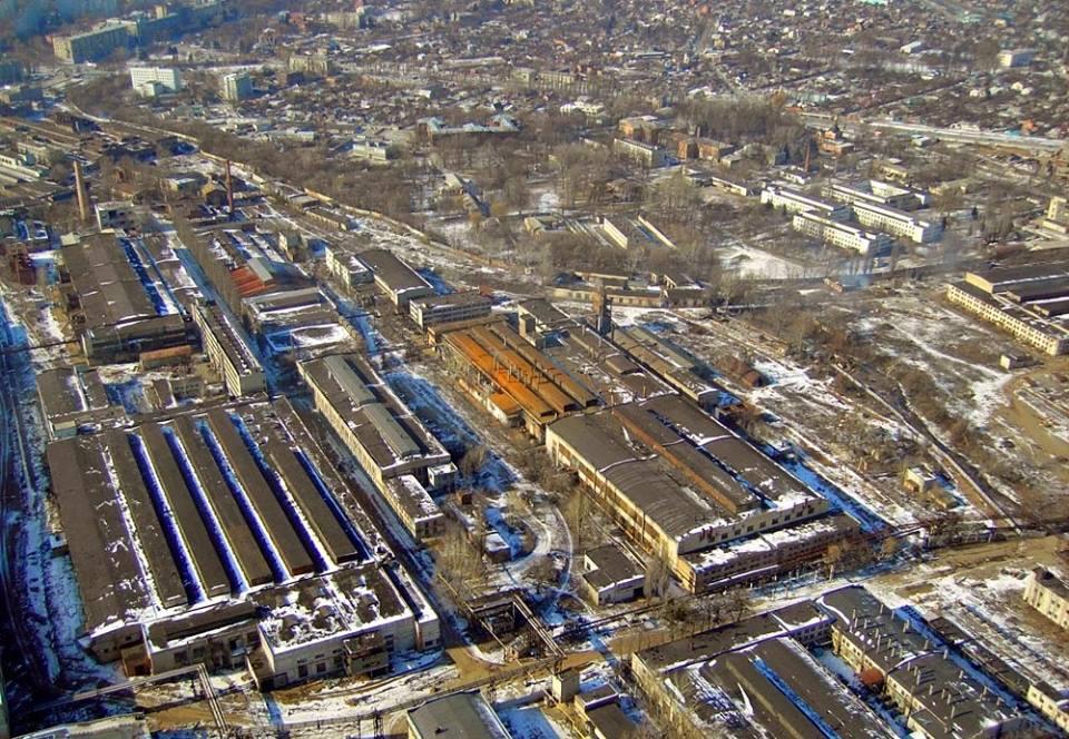 Харьков в XXI веке. 13 апреля – рабочие перекрыли проспект