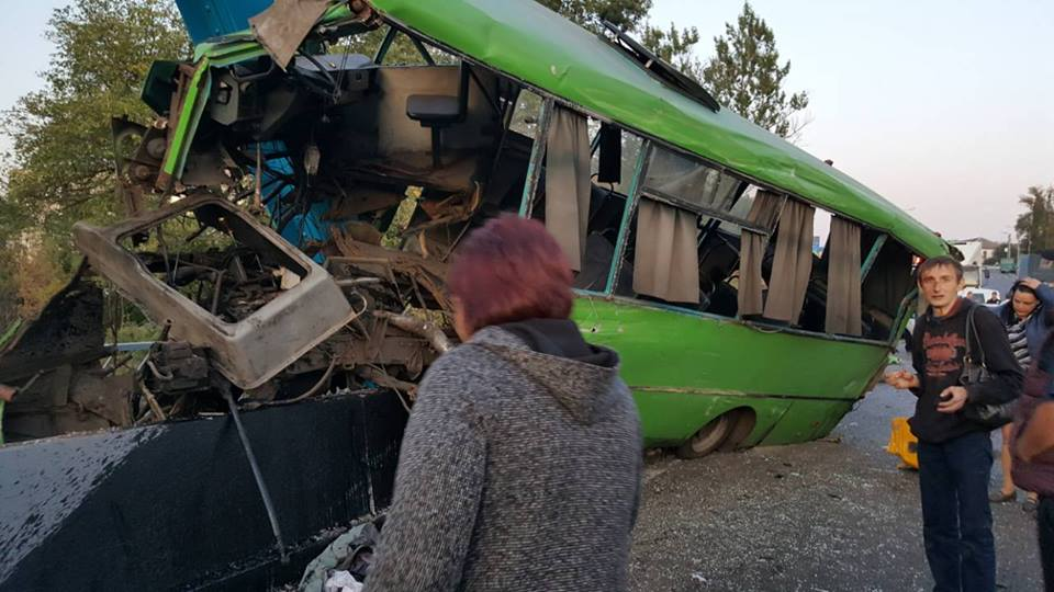 Масштабная авария на Харьковщине. Новые подробности (видео)
