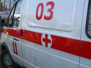 Авария в Харькове. Машина устроила полет через перекресток (фото)
