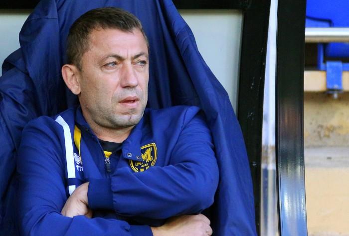 Скандал назревает в Харькове. Футбольного тренера хотят засудить