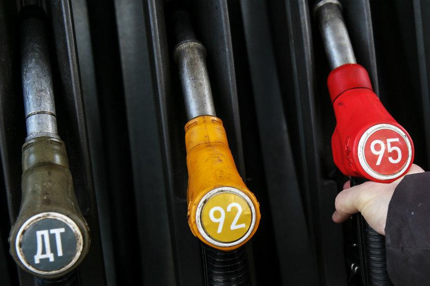 Стоимость бензина в Харькове существенно выросла