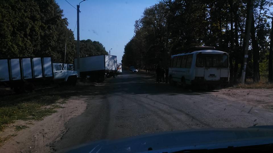 Скандал на заводе устроили под Харьковом