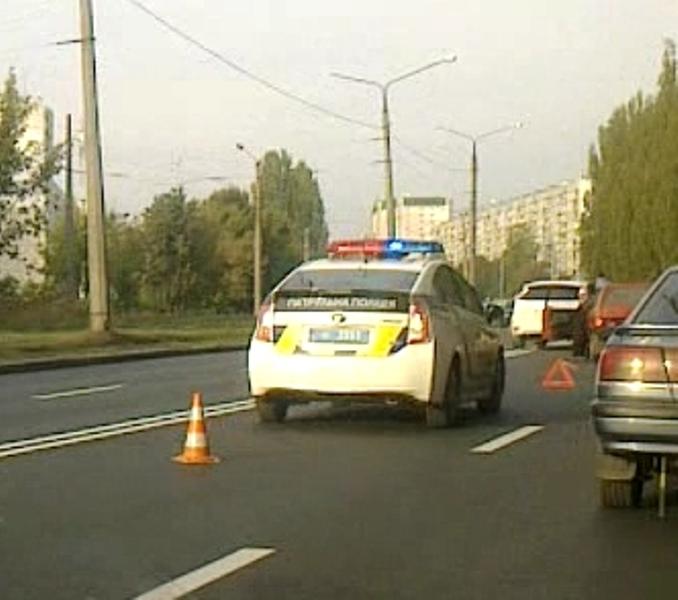Фокус на дороге дорого обойдется харьковчанам (фото, видео)