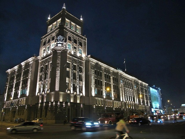 Погром в мэрии Харькова. Количество пострадавших увеличилось