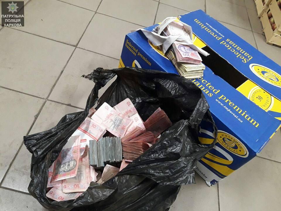 Мужчину с мешком денег нашли в подвале на Новых домах