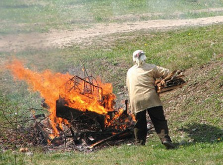 Сезон вредного запаха начался в Харькове