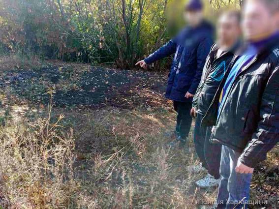 Окровавленный мужчина ввалился в дом жителя Харьковщины (фото)