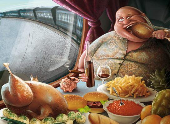 Стало известно, когда харьковчан начнут кормить в поездах