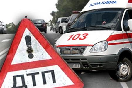 Страшная авария на Салтовке собрала толпу зевак