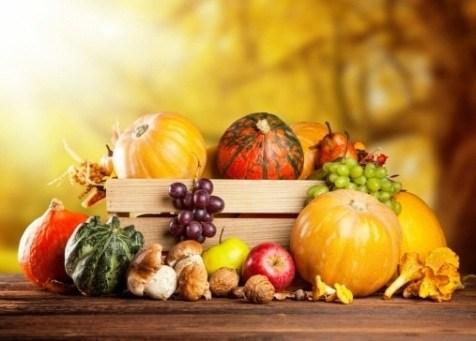 Как питаться осенью. Главные секреты правильного рациона